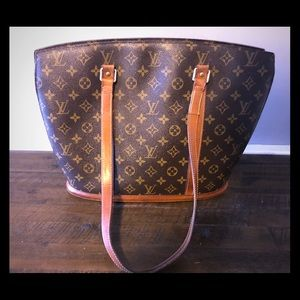 ❤️Authentic Large Louis Vuitton Babylone Tote2000